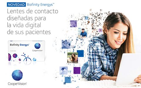 Biofinity Energys™ by Cooper Vision