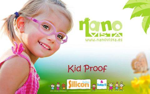 Nueva colección de gafas infantiles NANOVISTA
