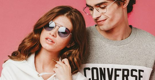 Colección Converse Eyewear ya disponible en Opticlass Centro Óptico
