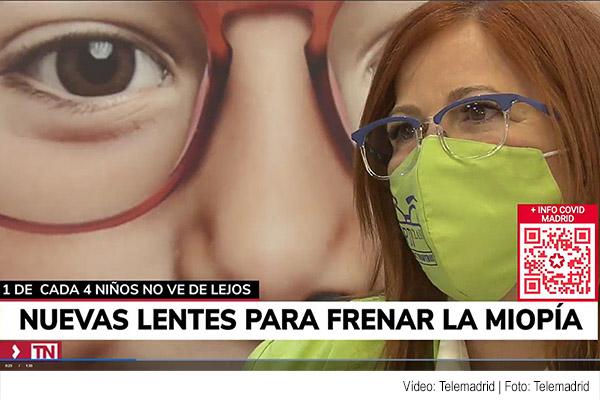 La Pandemia Aumenta la Progresión de la Miopía en España